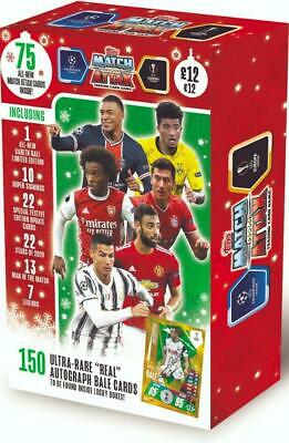 AU2.58 • Buy Topps Match Attax Festive Edition 2020-2021 Choose From All Cards