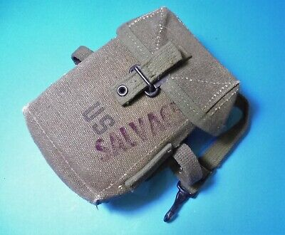 $32.30 • Buy M1956 Universal Small Arms Ammunition Pouch September 1959