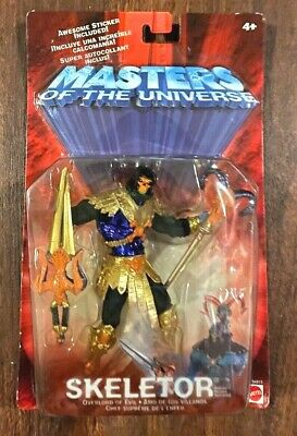 $54.99 • Buy  Masters Of The Universe SKELETOR 200X Sealed Action Figure MOTU He Man