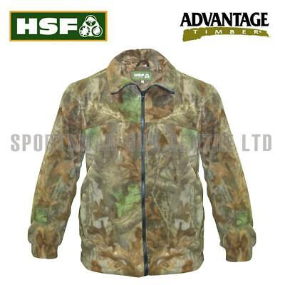 £27.44 • Buy Hsf Dundee Waterproof Fleece Advantage Timber Xl