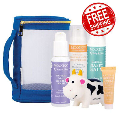 AU32.30 • Buy MooGoo Baby Travel Pack Available For Pickup Moisturiser Natural Skin-Soothing