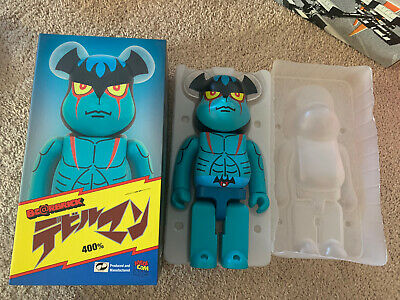 $250 • Buy Authentic Medicom 400% Bearbrick Be@rbrick Devilman