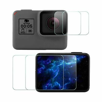 $ CDN13.74 • Buy HERO7 Screen Protector Glass Compatible For GoPro Hero 7(Only Black)/Hero HD(...