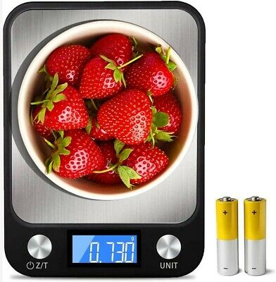 2020 Upgraded Kitchen Scales Digital, Electronic Weighing Scales For Cooking Foo • 20.99£