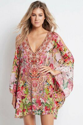 AU206 • Buy Czarina  Every Flower Blossoms  Kaftan Dress