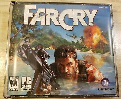 AU12.62 • Buy Far Cry (PC, 2004) 5 Disc With Manual