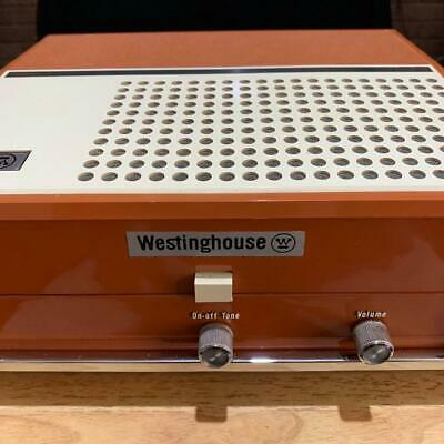 AU200 • Buy Westinghouse Record Player W/ Built In Speakers