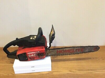 £74.95 • Buy Homelite Chainsaw 245 Available Worldwide