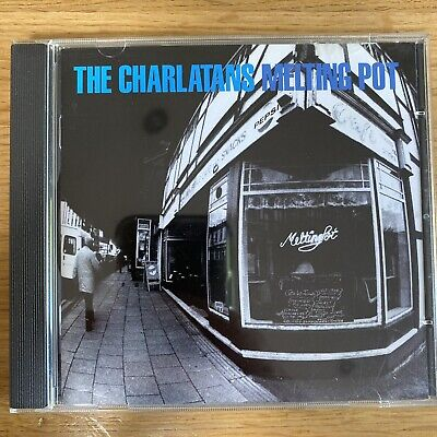 The Charlatans - Melting Pot - Cd • 0.99£