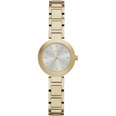 Ladies Dkny Stanhope Gold Tone Watch Ny2253 • 49.95£