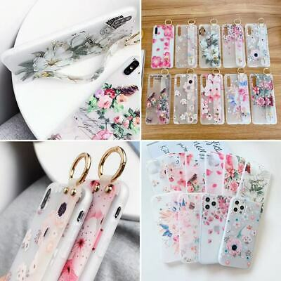 AU9.50 • Buy Finger Ring Holder Stand Strap Case For IPhone 13 12 Mini 11 Pro Max XS XR 8 7
