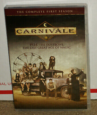 Carnivale The Complete First Season DVD • 3.57£