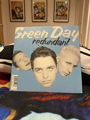 GREEN DAY Redundant/The Grouch (Live) 7  Vinyl (1998 Reprise WO438) Rare UK 7  • 10£