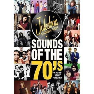 Jukebox Saturday Night Sounds Of The 70s Various Artists DVD Region 0 PAL NEW  • 14.01£