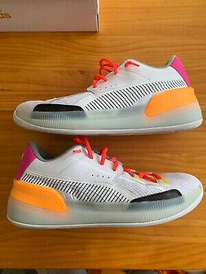 Puma Clyde Hardwood 'Retro Fantasy' - Men's 10.5 - Basketball • 35.77£