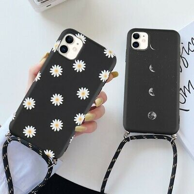 Daisy Moon Crossbody Lanyard Shockproof Case Cover For IPhone 11 12 Pro XR 8 7 • 5.29£