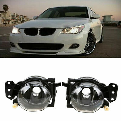 $38.99 • Buy For BMW 3-Series E90 M3/ E91 Pair Front Bumper Fog Lights Lamp Assembly Housing