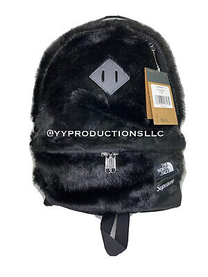 $ CDN286.13 • Buy Supreme X The North Face Black Fur Backpack