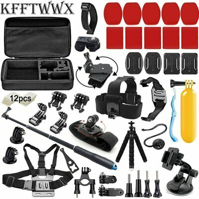 $ CDN34.10 • Buy Accessories Kit For Gopro Hero 9 8 7 6 5 4 3 Black Max Session YI 4K SJCAM EKEN