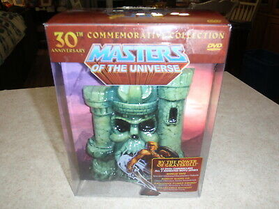 $157.97 • Buy Masters Of The Universe: 30th Anniversary Commemorative Collection DVD 24-Disc