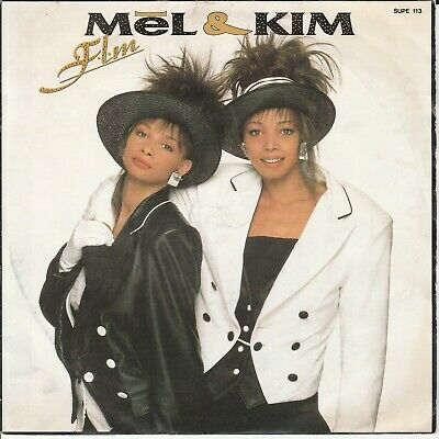 MEL AND KIM - FLM - 7  - Disc: VERY GOOD • 1.49£