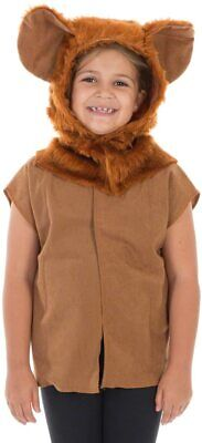 £10 • Buy Charlie Crow Lion Costume New Age 3-8 Years 128 Cm Dress Up World Book Day £10