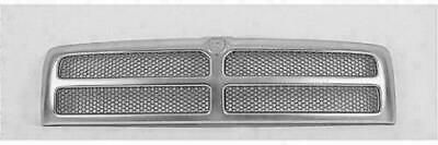 $74.97 • Buy Chrome Grill Assembly For Dodge Ram 1500, Ram 2500, Ram 3500 Grille CH1200178
