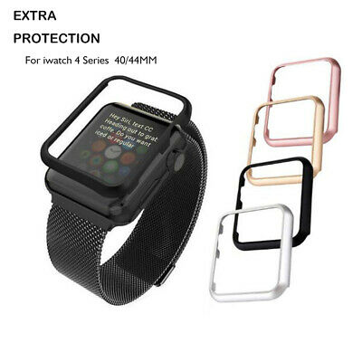 $ CDN5.11 • Buy For Apple Watch Series 4 Bumper Metal Protective Case Cover Watch 40/44mm