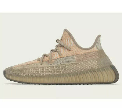 $ CDN343.22 • Buy Adidas Yeezy Boost 350 V2 Sand Taupe Size 8  In Hand Ships Now!