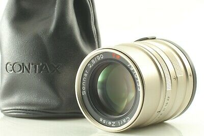 $ CDN214.63 • Buy 【Near Mint W/case】 Contax Carl Zeiss Sonnar 90mm F2.8 T* For G1 G2 From Japan