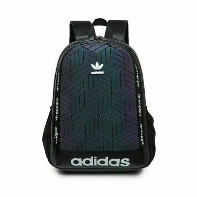 AU47.28 • Buy 2020 Original Trefoil Adidas School Backpack Travel Rucksack Training Sports Bag