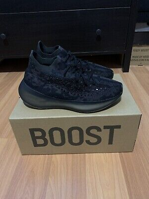 $ CDN299.84 • Buy Adidas Yeezy Boost 380 Onyx Non Reflective Mens Size 8 Authentic