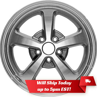 $129 • Buy New 17  Replacement Alloy Wheel Rim For 2003 2004 Ford Mustang Mach 1 - 3523