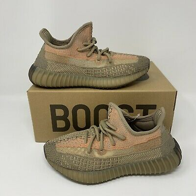 $ CDN334.42 • Buy Yeezy Boost 350 V2 Sand Taupe Size 4.5, 5, 6.5, 8 FZ5240 - IN HAND FAST SHIPPING