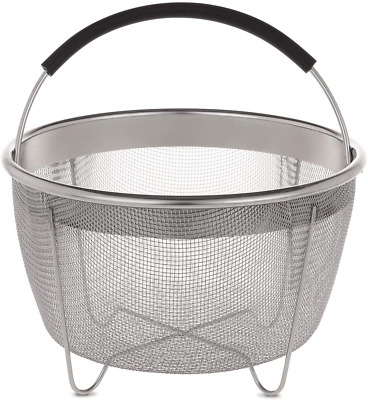 $ CDN16.55 • Buy Aozita Steamer Basket For Instant Pot Accessories 3 Qt