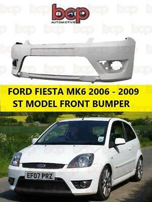 £154.99 • Buy Ford Fiesta St Mk6 2005 - 2008 Front Bumper  High Quality St Models Only