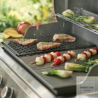 $ CDN89.49 • Buy Weber Grill Sear Grate Non Stick Cast Iron Porcelain Enameled BBQ Cooking Tool