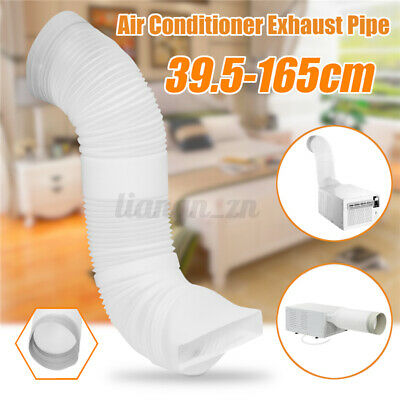 AU21.89 • Buy 6.3inch 165cm Portable Air Conditioner Spare Parts Exhaust Pipe Vent Hose