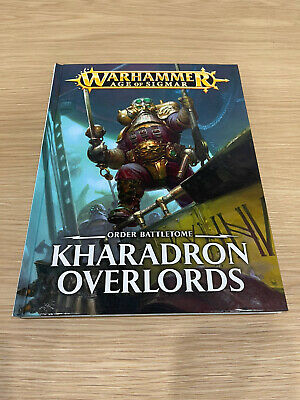 AU60 • Buy Warhammer Age Of Sigmar: Kharadron Overlords Battletome Package