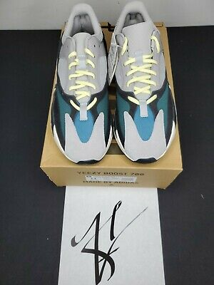 $ CDN771.92 • Buy Adidas YEEZY Boost 700 Wave Runner Solid Grey - Size 11