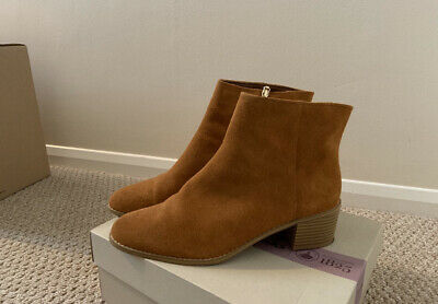Clarks Tan Boots • 20£