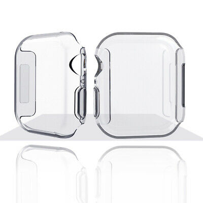 $ CDN3.55 • Buy Case For Apple Watch Series 6 5 4 3 2 1 SE 40/44mm Frame Protector Screen Cover