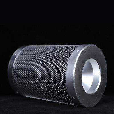 AU98 • Buy 6  Hydroponics Air Carbon Filter Aluminum For Grow Tent Duct Ventilation Fan