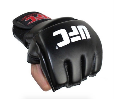 $ CDN25.72 • Buy MMA Training Gloves UFC Sparring Boxing Grappling Muay Thai Martial Arts Padded
