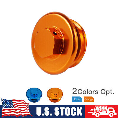 $11.99 • Buy CNC Oil Filler Cap Plug For KTM 250 300 350 450-530 XC XCW SX-F XC-F XCF-W EXC F