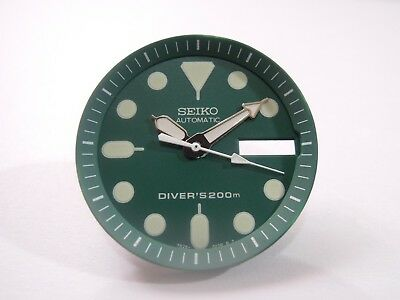 $ CDN18.80 • Buy New Replacement Seiko Green Dial / Hands Fits Seiko Skx013 Medium Diver's Watch