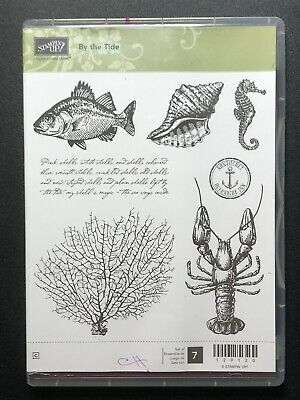 Stampin' Up! Brand New Stamp Sets, Rubber, Clear, Wood, Mounted, Unmounted • 14.47£