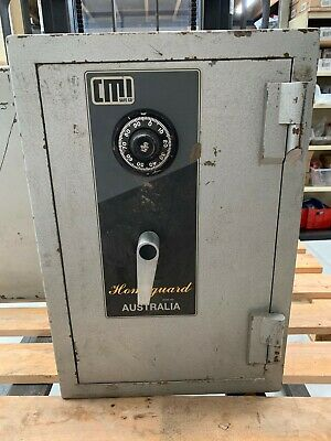 AU595 • Buy CMI Homeguard  Domestic Security Safe With Digital Combination Lock + Shelf HG1C