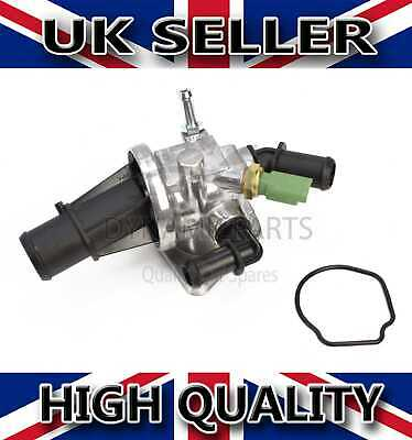 £24.45 • Buy Thermostat Housing With Sensor For Opel Combo Astra H Fiat 500 Panda Doblo 1.3