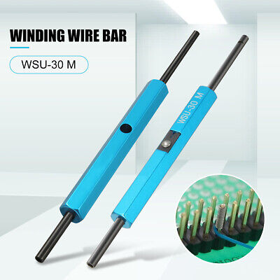 £14.39 • Buy WSU Wire Wrap Strip Unwrap Tool For AWG 30 Wire Cable Prototyping Wrapping Hand